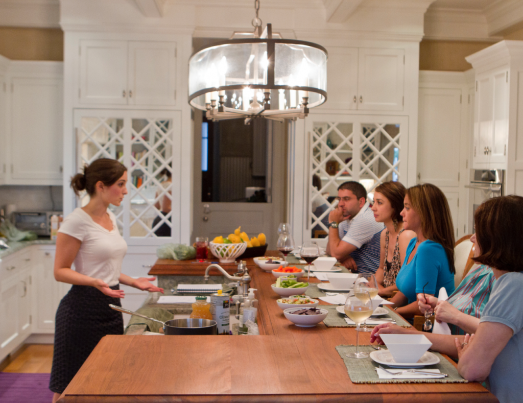 Cooking Classes in Fairfield CT