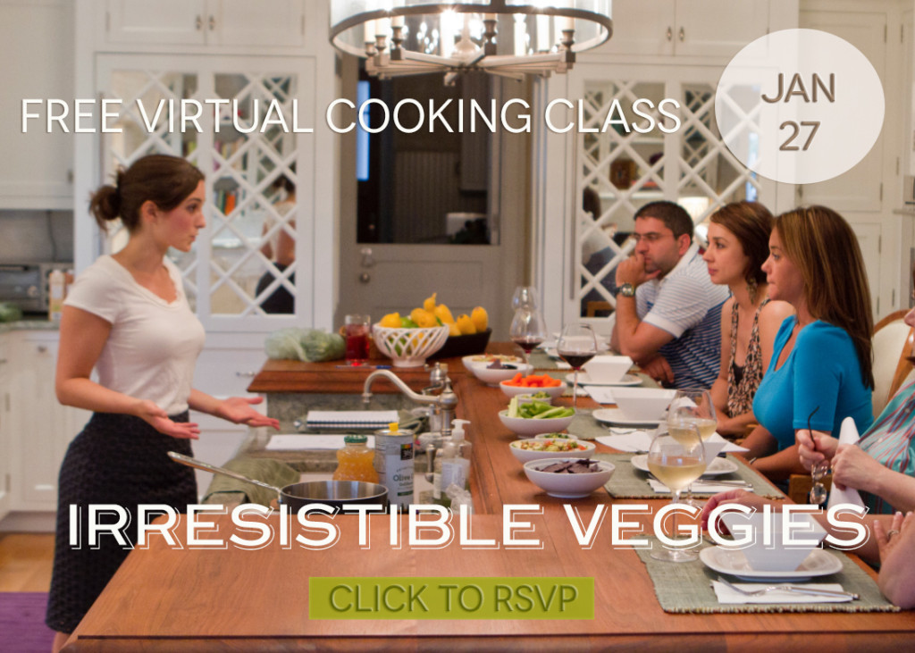 Virtual Cooking Class 1.27